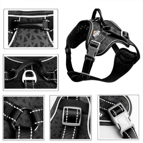 UNHO Adjustable No-pull Dog with Pet Dog S-XL