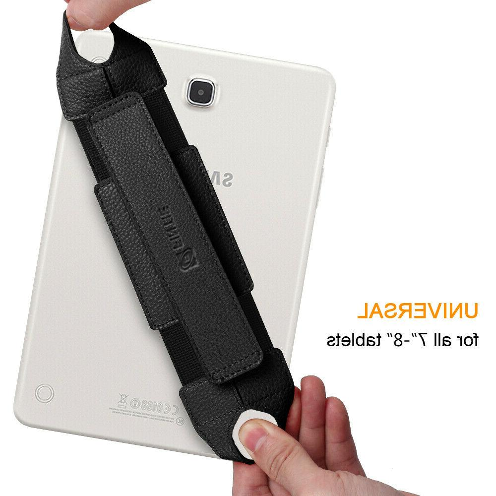 Universal Tablet Holder with Elastic Secure