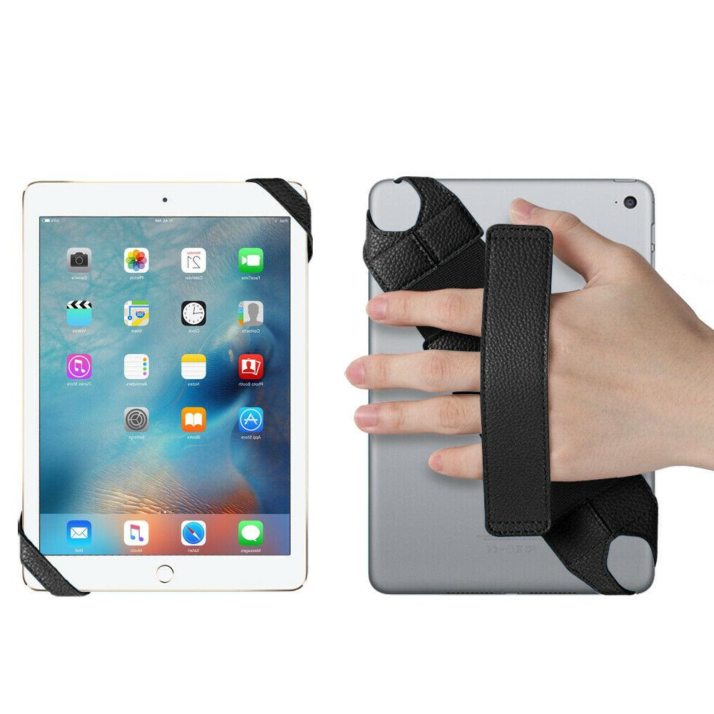 Universal Tablet Hand Holder Swivel Handle Grip with