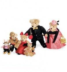 VanderBear Family: The Red Carpet Collection by North Americ