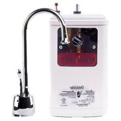 Waste King H711-U-CH Hot Water Dispenser Faucet and Tank Com
