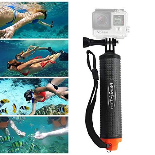 Waterproof Hand Compatible with Cameras Hero 6 1 Handler/Handle Mount Accessories Action and Cell Phone Floating Strap/Wristband