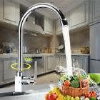 Zinc Alloy Contracted Water Tap Single Lever Basin Kitchen B