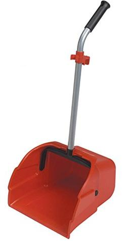 Cequent Laitner Company 497-1 12 in. Jumbo Lobby Dustpan Wit