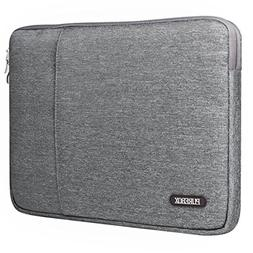 PUREBOX 13 inch Laptop Sleeve with Extra Case for Charger an
