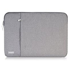 Laptop Sleeve 15.6 inch,Egiant Water Repellent Protective Fa