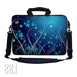 Laptop Skin Shop 17 inch Laptop Sleeve Bag Notebook with Ext