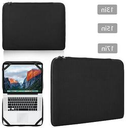 "Laptop Sleeve Bag Notebook Case Cover For 13"" 15"" 17"" Mac HP"