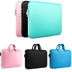 Laptop Sleeve Case Bag Cover For Notebook MacBook Air Pro Re