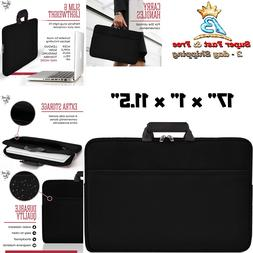 "17"" Laptop Sleeve Drop-Proof, Waterproof Laptop Bag, Protect"