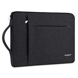 Kogzzen 14-15.6 Inch Laptop Sleeve with Handle Compatible wi