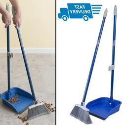 Large Dust Pan Shovel With Handle Dustpan And Broom Plastic