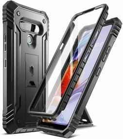 LG Stylo 6 Case,Poetic  Armor Heavy Duty Shockproof Cover