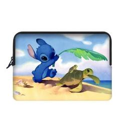 Angelinana Lilo & Stitch Custom Cover Bag Laptop Sleeve Case