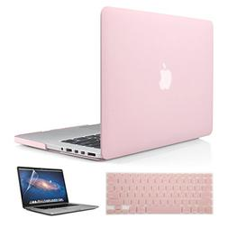 KEC MacBook Pro 13 Inch Case  Plastic Hard Shell Cover with