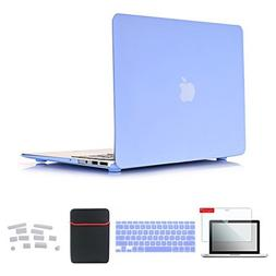 Se7enline MacBook Air Case Soft-Touch Plastic Hard Case with