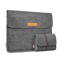 Inateck Laptop Sleeve Case Compatible 12 Inch MacBook 2017/2