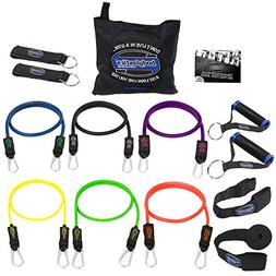 Bodylastics Stackable  MAX XT Resistance Bands Sets. This Le