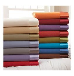 Shavel Home Products Micro Flannel® All Seasons Sheet Bl