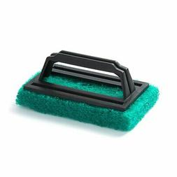 Multifunction With Handle Dish Cleaning Brush Scouring Pad P