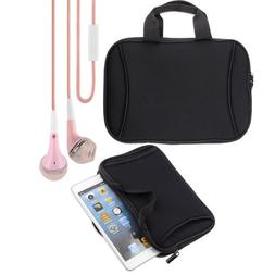 eBigValue 8-inch Neoprene laptop/Tablet Bag with Handle for