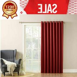 New Curtain Panels With Pull Wand Sliding Patio Door for Lov