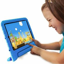 """For New iPad 9.7"""" 2018 2017 Shockproof Kids EVA Case Stand C"""
