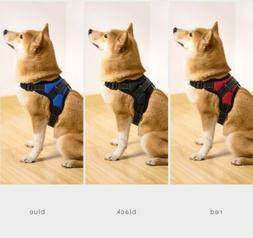 Pet Control Harness No Pull Mesh Heavy Duty Adjustable with