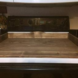 Noodle board, stove top board, stove top cover