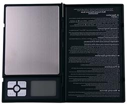 NVTED Notebook Digital Scale, 2000g in 0.1g Stainless Steel