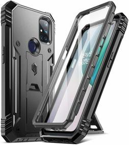 OnePlus Nord N10 5G Phone Case Poetic® with Kickstand Shock