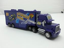 Pixar Cars Diecast Mack Uncle No.63 Transberry Juice Truck 1