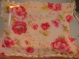 Plastic Floral Tray with Handles