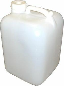 5 gallon plastic Hedpak carboy with handle - BPA Free & Food