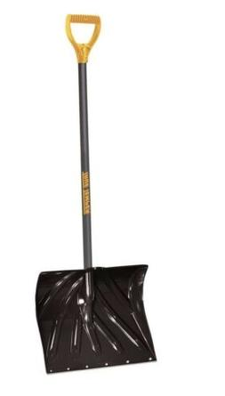 18 Inch Poly Snow Shovel  - 1627295