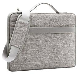 Mosiso Polyester Fabric Portable Multi-functional Laptop Sle