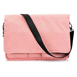 XeYOU Polyester Fabric Water-Resistant Laptop Shoulder Schoo