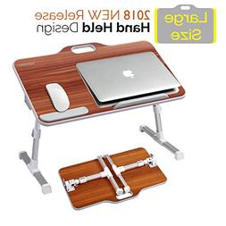 Kavalan  Portable Laptop Table with Handle, Height & Angle A