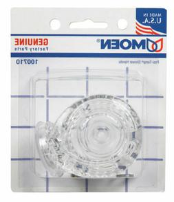 Moen  Posi-Temp  OEM  Acrylic  Clear  Shower Handle