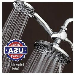 "AquaDance 3328 7"" Premium High Pressure 3-Way Rainfall Combo"