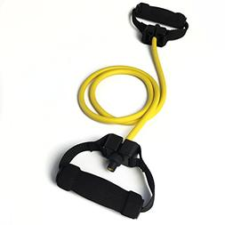 Quality Resistance Bands - Single And Adjustable Handles Use