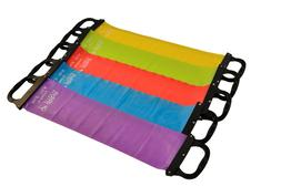 Resistance Bands with Handles for Yoga, Pilates, Physical Th