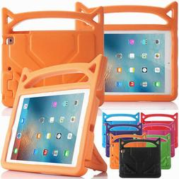 Safety Kids Anti-shock EVA Stand Case with Handle For Apple