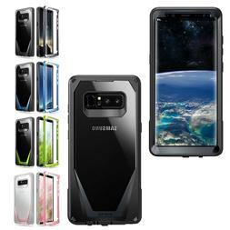 For Samsung Galaxy Note 8 Case, Rugged Shockproof Cover with