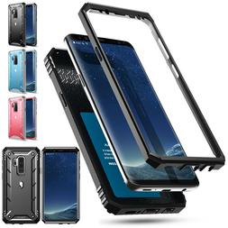 Samsung Galaxy S9 Plus Case Poetic Shockproof Cover with Scr
