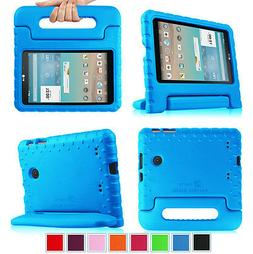 Shock Proof Case Kids Stand Soft Cover with Handle For LG G