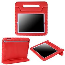 HDE Case for iPad 2 3 4 - Kids Shock Proof Heavy Duty Impact
