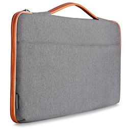 Inateck Shockproof Laptop Sleeve Case Briefcase Spill Resist