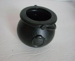 small plastic cauldron with handle party favor crafts decor
