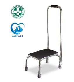 step stool with handle for seniors heavy